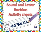 Sound Review and Practise Activity Sheet