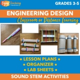 Sound STEM Activity - Teach Pitch with Science, Technology, Engineering & Math