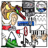 Sound Clip Art