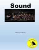 Sound - Science Informational Text Passage - SC.K.P.10.1