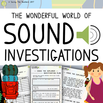 Sound Science Investigations and Experiments (Grades 2 - 4)