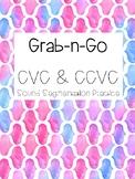 Sound Segmentation Grab-n-Go Cards