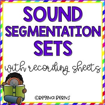 Sound Segmentation Sets With Recording Sheets