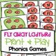 Phonics Games Bundle - Sound Set {12 Card Games}