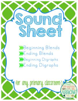 Sound Sheet