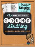Sound Sleuthing Vowel Sounds {Freebie Sampler}