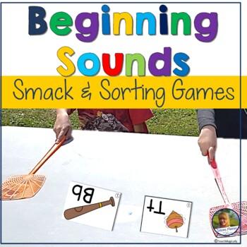 Beginning Sound Sort Smack Game
