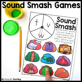 Sound Smash Games