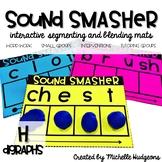 Segmenting and Blending Mats   Sound Smasher H DIGRAPHS