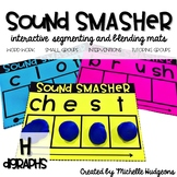 Segmenting and Blending Mats | Sound Smasher H DIGRAPHS