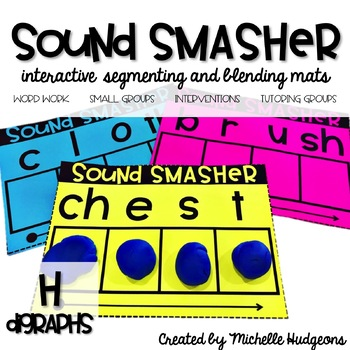 Sound Smasher (H Digraphs)
