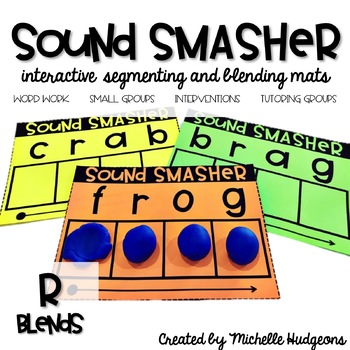 Segmenting and Blending Mats | Sound Smasher R BLENDS