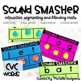 Segmenting and Blending Mats | Sound Smasher CVC