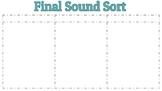 Sound Sort