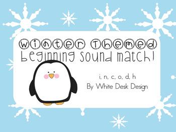 Sound Sort Bundle! {Winter Themed}