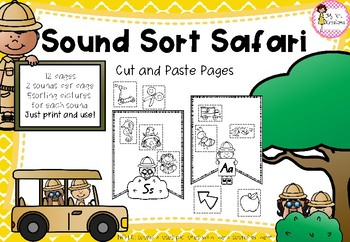 Sound Sort Safari