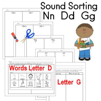 Sound Sorting for Nn Dd Gg
