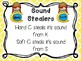 Sound Sorts: Beginning Sounds Set Ten: Sound Stealers Hard C & Soft C