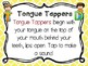 Sound Sorts: Beginning Sounds Set Two: Tongue Tappers T&D