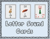 Illustrated Sound Spelling Cards