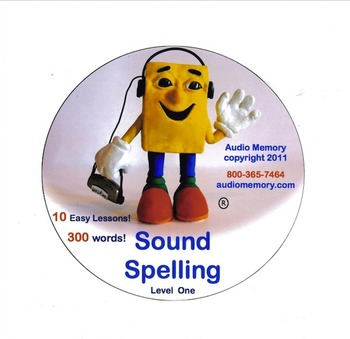Sound Spelling DVD (Phonics) Teaches 300 Words (Read and Spell)
