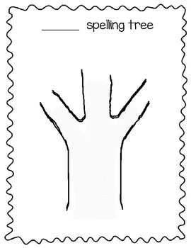 Sound Spelling Trees