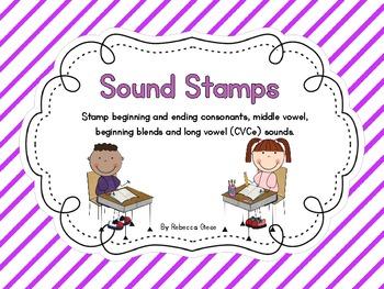 Sound Stamp