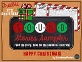 Sound Stories Sampler Christmas FREEBIE