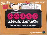 Sound Stories Sampler  FREEBIE Super Mouse