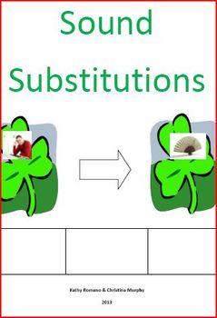 Sound Substitution Literacy Set