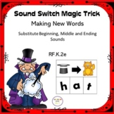 Sound Switch Magic Trick Making New Words