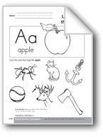Sound-Symbol Association: Initial Short a