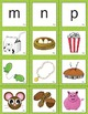 Sound Toss Initial Consonants - Set 2 (Common Core RF K.3a)
