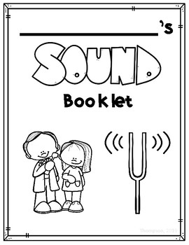 Sound Unit for Science-- Worksheets and Answer Key