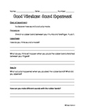 Sound Vibrations Experiment