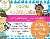 Sound Vocabulary for Osmo Words