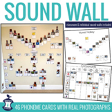 Sound Wall (Real Photos) - Science of Reading