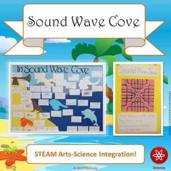 """NGSS Physical Science: """"Sound Wave Cove"""" STEM Unit  1-PS4-1,-4"""