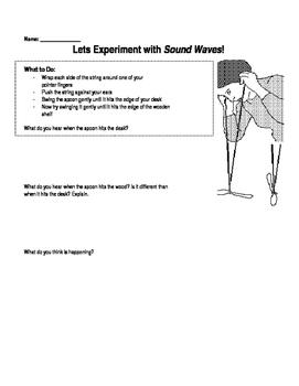 Sound Wave Experiment