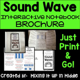 Sound Wave Interactive Notebook Brochure