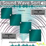 Sound Wave Sort:  MS-PS4-1