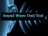 Sound Wave Unit Test