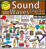 Sound Waves Clip Art Energy