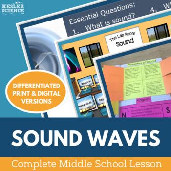 Sound Waves Complete 5E Lesson Plan