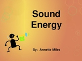 Sound Waves (Energy) Powerpoint