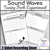 Sound Waves Experiment: Tuning Fork in Water