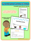Sound Waves Lesson Plan and Lab
