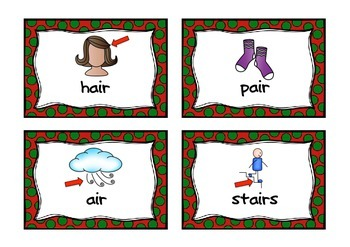 Sound Waves Phonics Spelling - Set 4 - Read and Write the Room