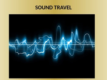Sound Waves PowerPoint: includes compression and rarefaction