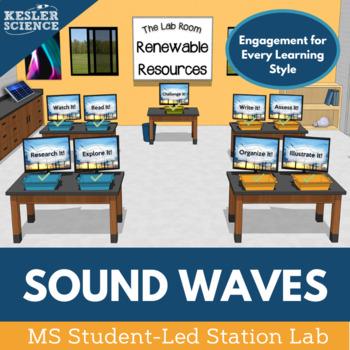 Sound Waves Student-Led Station Lab